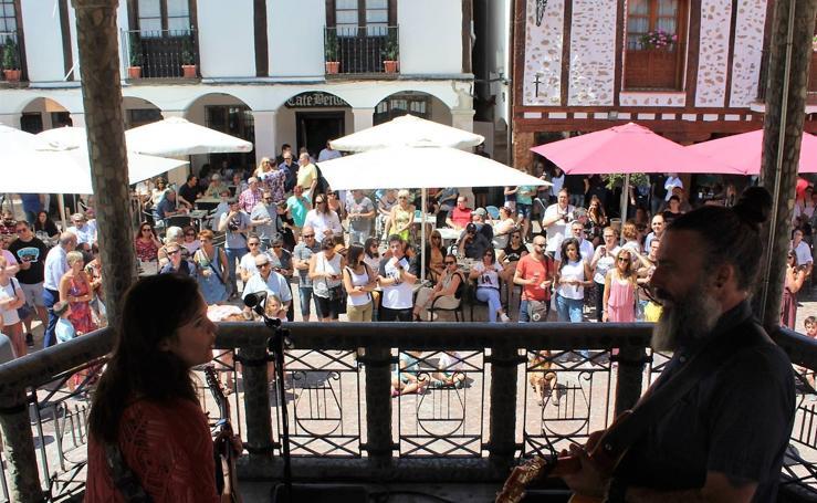 Mäbu despide el Ezcaray Fest