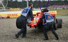 Aluvión de críticas a Vettel