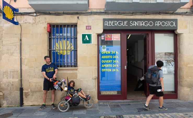 El negocio del Camino de Santiago