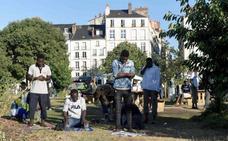 Bruselas propone dar 6.000 euros por asilado