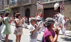 La participación de la mujer en el baile de 'La Gaita' divide a la familias cerveranas