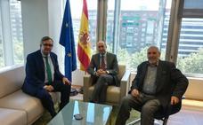 Martínez-Portillo propone a Sepes adecuar «un acceso inmediato» al 'Recuenco'