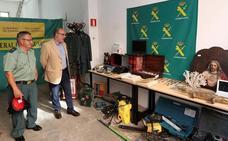 Desarticulada una banda de ladrones que operaba en La Rioja, Burgos y Soria