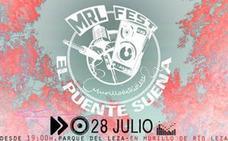 El festival MRL, 'El Puente Suena' comienza mañana en Murillo de Río Leza