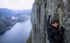 'Misión: Imposible - Fallout', con Tom Cruise, protagonista de la cartelera