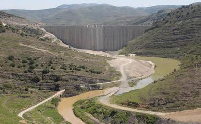 La presa de Enciso: el final de la obra interminable