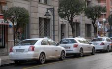 Los taxistas riojanos se suman a la huelga