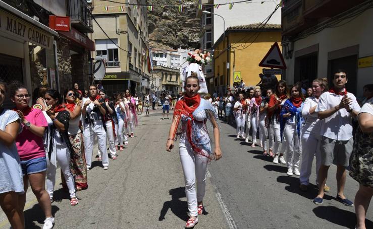Santanilla, cuarto día de fiestas en Cervera