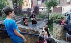 La música pasea por las calles de Haro