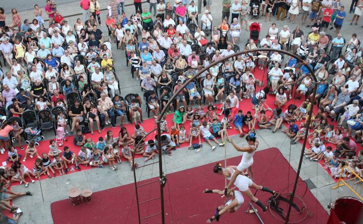 Artencalle, festival de artes escénicas de Alfaro
