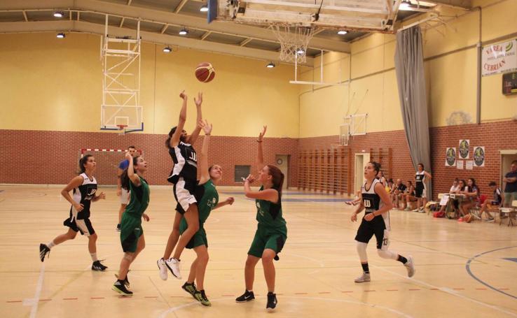 Torneo Horas de Baloncesto Femenino de Rincón de Soto