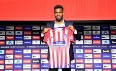Lemar ilusiona al nuevo Atlético para 'su' Champions