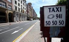 Los taxistas afirman que toda la flota riojana ha secundado la huelga