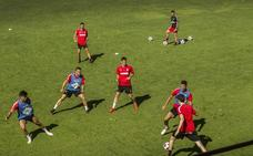 Langreo y Gimnástica de Torrelavega, primeros rivales del Calahorra y la UDL en la Copa del Rey