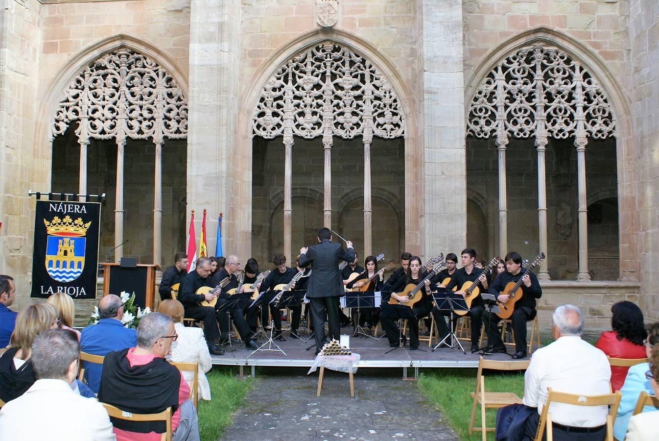 Más de ochenta músicos participan en el Festival Internacional de Plectro