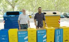 Las Norias completa la red de reciclaje en los centros deportivos