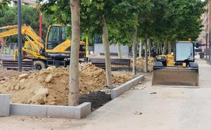 Ultimátum municipal para subsanar las zonas verdes de Primero de Mayo