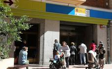 El paro baja en 26 personas en julio en La Rioja