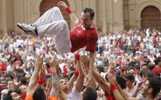 Las fiestas de Alfaro dan peso a los más jóvenes y a las citas taurinas