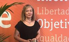 La periodista riojana Alicia Fernández, entre los 101 candidatos a dirigir RTVE