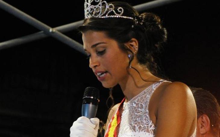Gala de coronación de las reinas y damas de las fiestas de Rincón de Soto