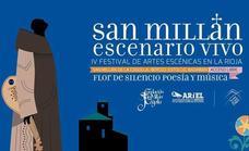 Badarán acoge este sábado un recital poético en el IV Festival «San Millán Escenario Vivo»