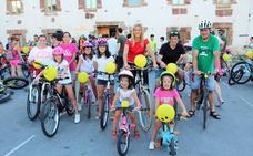 Ezcaray celebra el Día de la Bicicleta