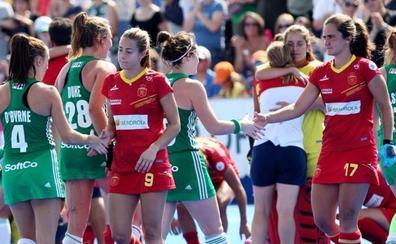 España, fuera de la final tras caer ante Irlanda en los penaltis