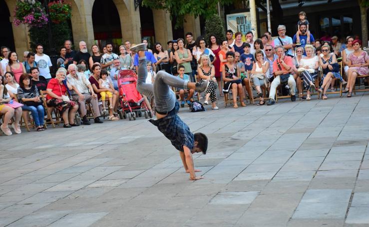 Margen Danza, en Logroño