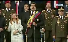 Maduro acusa al presidente colombiano de intentar asesinarlo