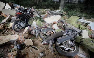 Aumentan a 91 los muertos en un terremoto de magnitud 7 en Indonesia