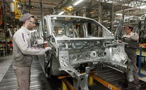 La planta de Vigo trabaja a ritmo de récord