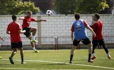El gol no espera en la UD Logroñés