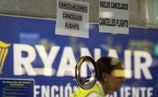 Los vuelos y pasajeros perjudicados por las huelgas se disparan el 40% en España