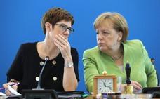 Alemania debate volver a instaurar el servicio militar obligatorio