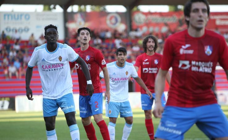 Calahorra 0 - Zaragoza B 0