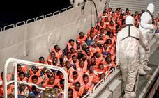 Las peticiones de asilo en la UE cayeron un 15% en el primer semestre