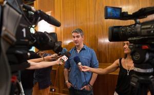 La dirección de Podemos no acude al acto de conciliación con Cantabrana