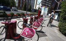 El nuevo sistema público de bicicletas dispara el número de abonados y usuarios