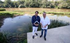 Los socialistas reclaman a Gamarra el desarrollo del plan director del Ebro