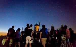 Estrellados en la noche de Ocón