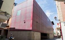 El PR+ denuncia el retraso en las obras del Centro de la Cultura de La Rioja