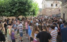 El Rasillo de Cameros comenzó ayer sus fiestas de San Mamés