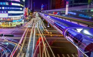 El hyperloop llega a España de la mano de ADIF y Virgin