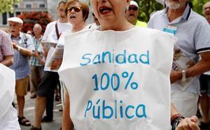 Marea Blanca pide participación ciudadana en la sanidad pública