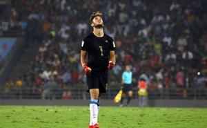El portero arnedano Álvaro Fernández ficha por el Extremadura procedente del Mónaco