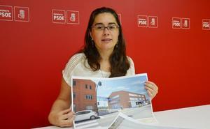El PSOE plantea ampliar el centro de salud con la adhesión del trujal contiguo