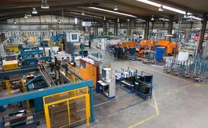 La producción industrial cae en La Rioja un 5,1 % en junio