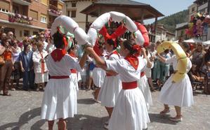 Ezcaray celebra sus fiestas de San Lorenzo