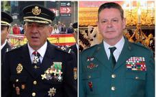 El riojano José Ángel González, nuevo director adjunto operativo (DAO) de la Policía Nacional